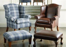 Duresta Sommerset Wing Chair