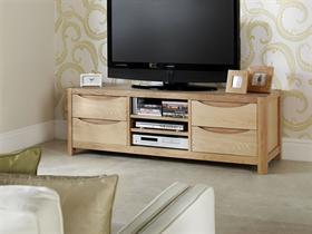 Stockholm 4 Drawer TV Cabinet