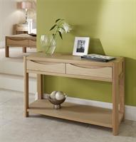 Stockholm 2 Drawer Console Table