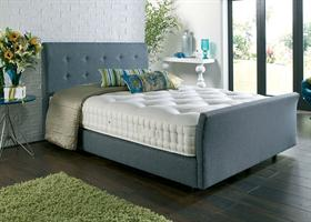 Harrison Bed Tailor Upholstered Bedframe
