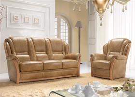 Bardi Ravello Leather Sofa Collection