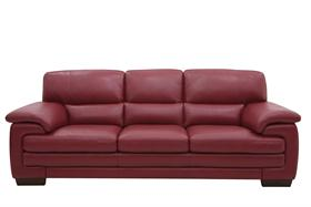 Manhattan Leather Sofa Collection