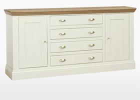 Coelo Large Centre drawer Dresser