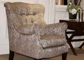 Wade Checquers Chair