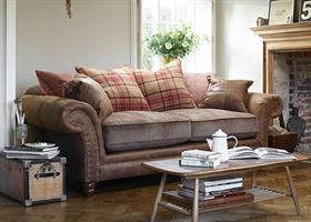 Alexander & James New Hudson Sofa Collection