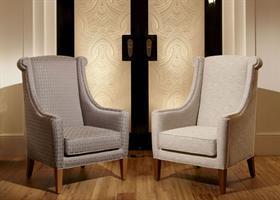 Domus Durrell Duresta Wing Chair