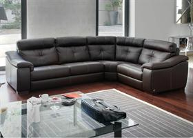 Guendalina Leather Sofa Collection