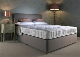 Harrison Beds Bronze 1500 Divan Set