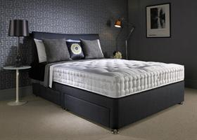 Harrison Beds Silver 2000 Divan Set