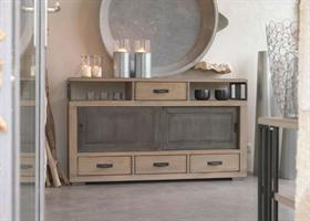 Industrial Large Entrance Cabinet