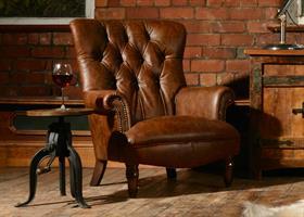 Tetrad Harris Tweed Calvay Chair