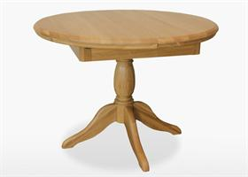 Lamont Round Extending Dining Table