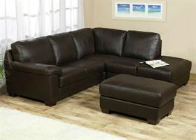 Colorado Leather Corner Sofa Collection