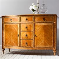 Spire 6 drawer/2 door sideboard