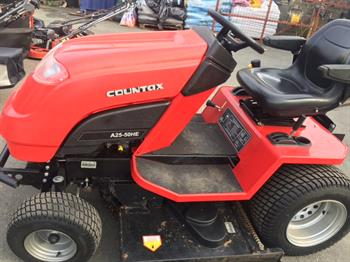 SOLD Countax A25/50HE Ride On Tractor Used