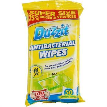 BuzzIt Antibacterial Wipes