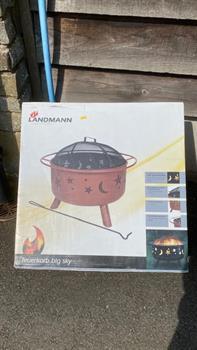 Landmann feurkorb big sky fire pit