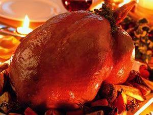 Oven Ready Free-Range Bronze Turkey