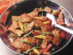 Beef Stir Fry / Stroganoff