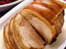 Stuffed Boneless Loin of Pork