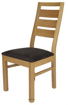 Roma Oak Dining Chair