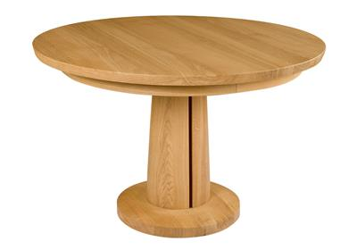 Baltique 120cm Round Extending Table 18 sizes