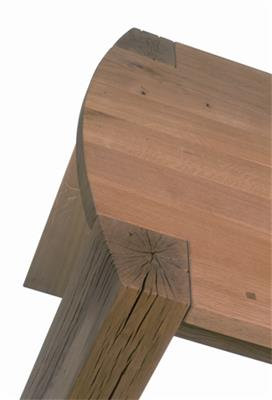 Ypsilon EXTRA WIDE Solid Oak Dining Table