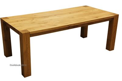 Made to Measure Denver EXTRA WIDE Dining Table
