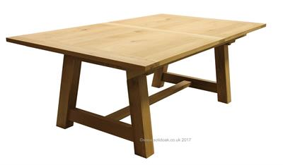 Made to Measure London Oak Dining Table