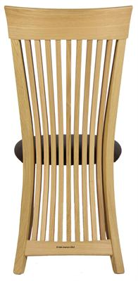 Jimmy Solid Oak Dining Chair