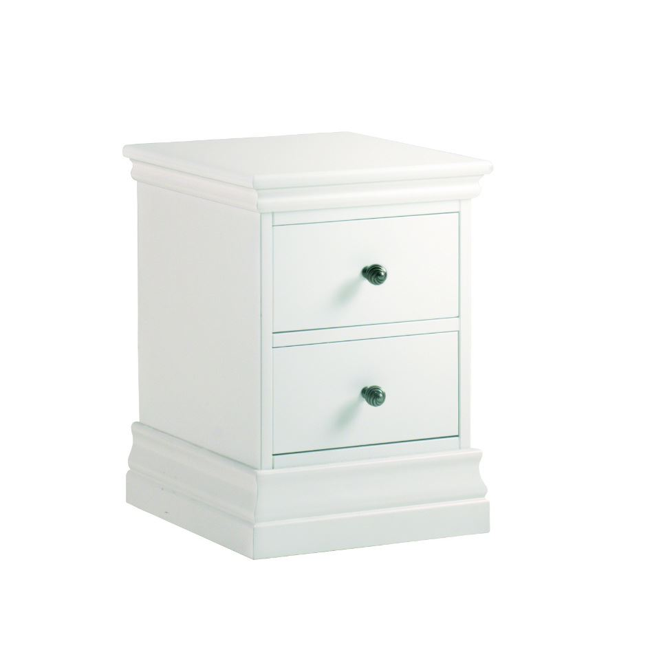 Annecy - Narrow Bedside Chest - 201