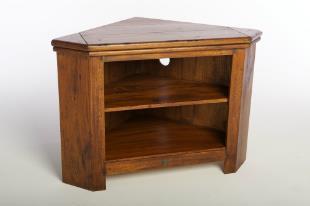 FRUIT WOOD - Corner TV Cabinet