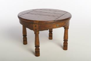 FRUIT WOOD - Round Coffee Table