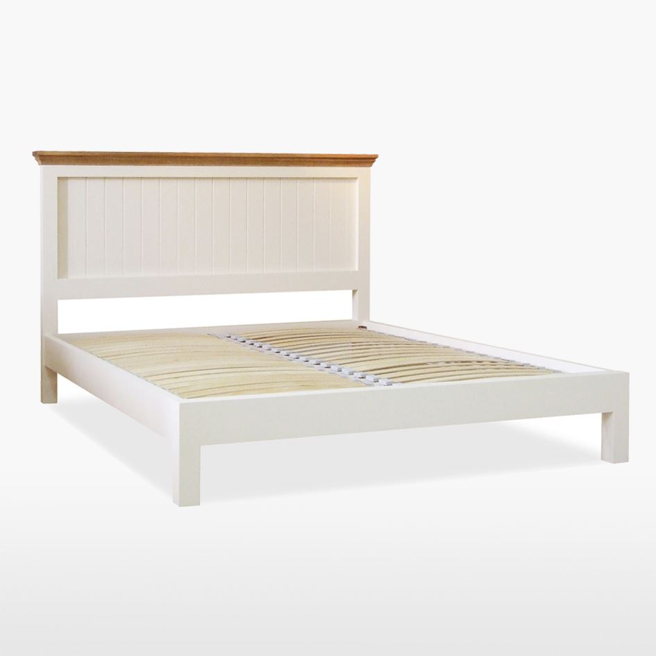 Coelo - Panel Bed with Low Foot End by TCH - COL809/10/11/54