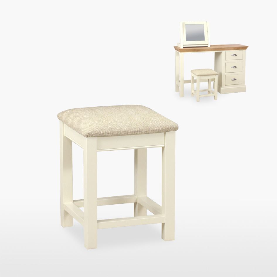 Coelo - Dressing Table Stool - COL821