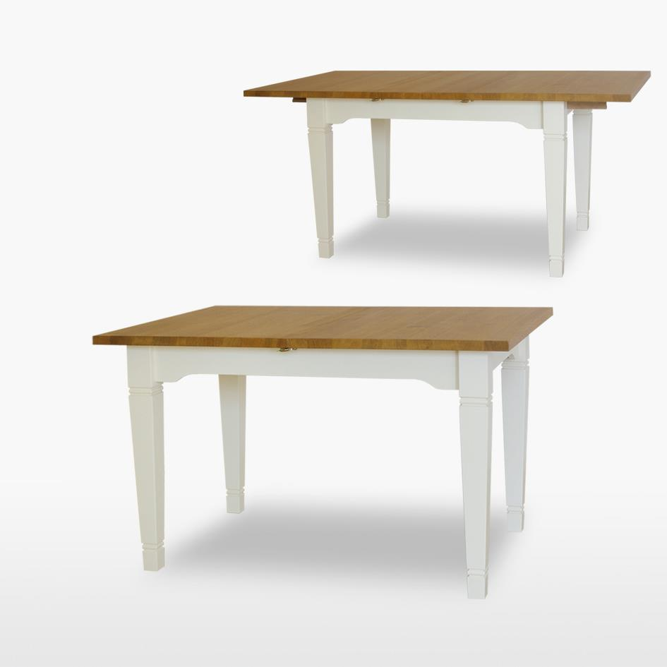 Coelo - Verona Extending Dining Table Tapered Legs