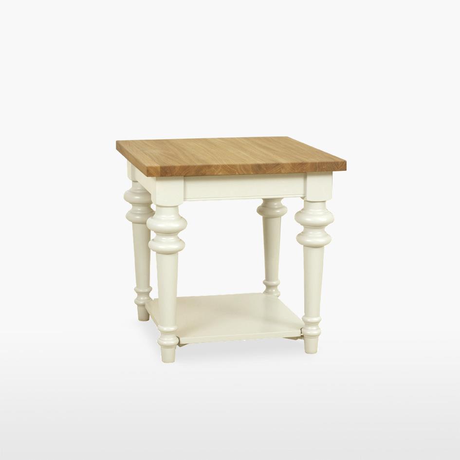 Coelo - Siena Lamp Table - Turned Legs 112
