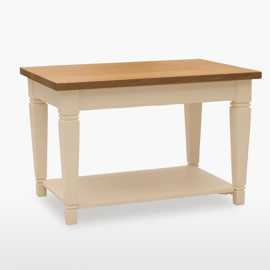 Coelo - Verona Coffee Table - Tapered Legs  (Medium Size) 116