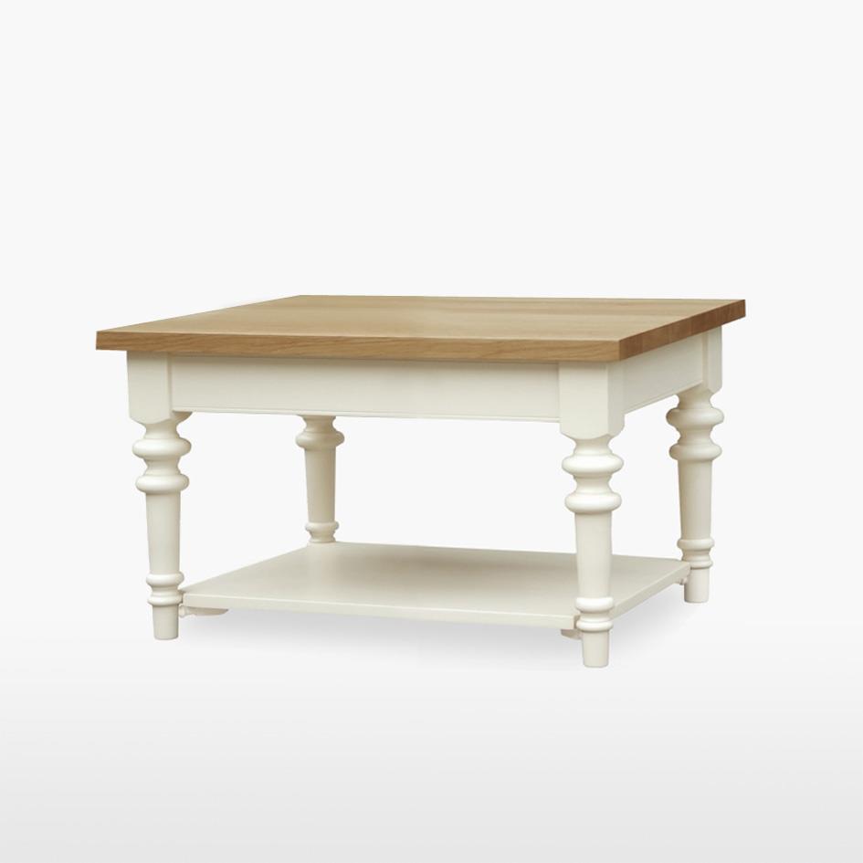 Coelo - Siena  Coffee Table - Turned Legs - (Medium Size) 110