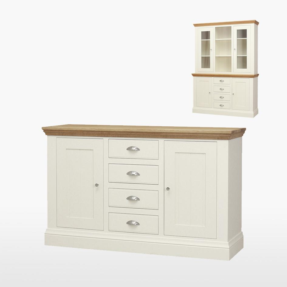 Coelo - Medium Dresser Base with Centre Drawers 501