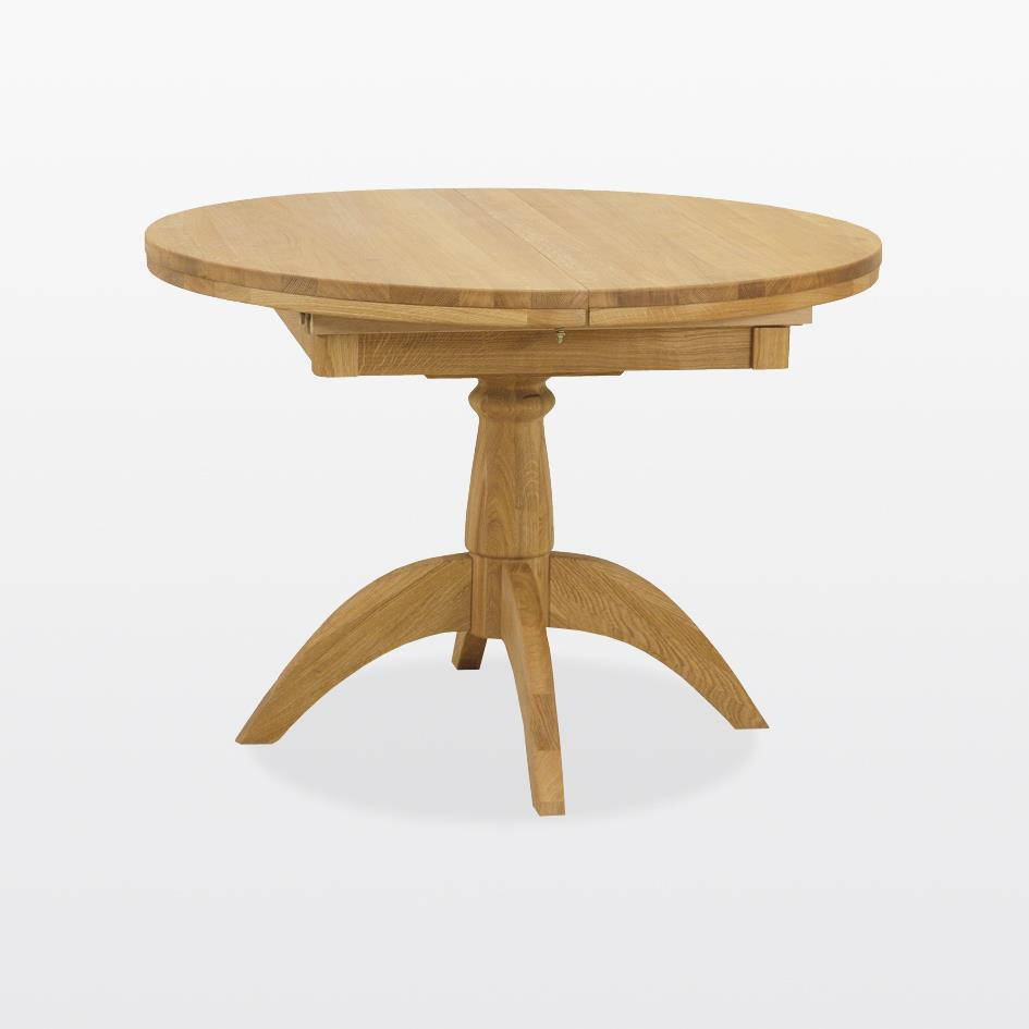 Windsor - Single Pedestal Table - Small WIN69