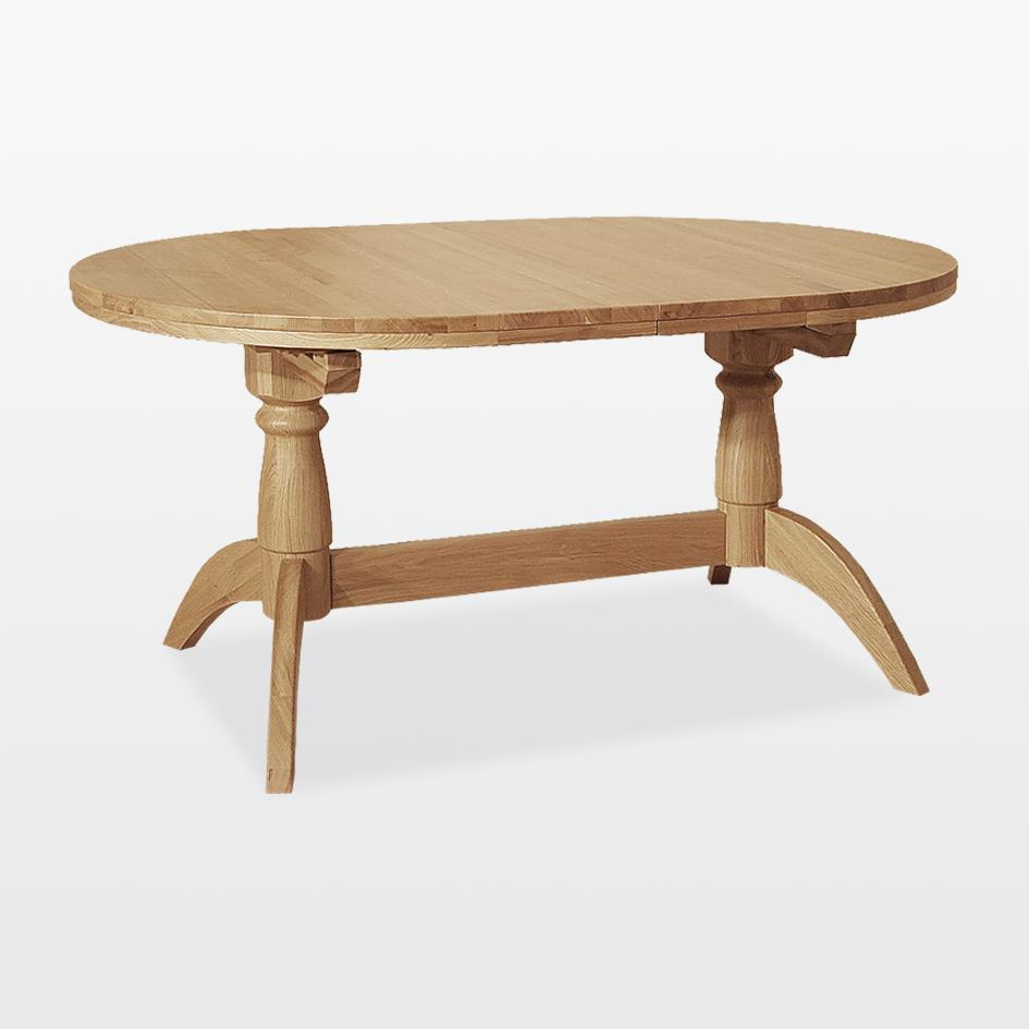 Windsor - Double Pedestal Extending Table WIN77