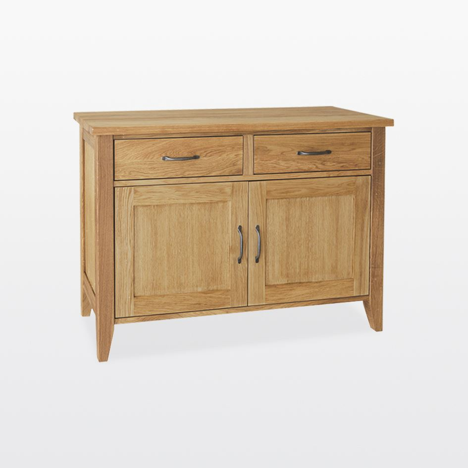Windsor - Small Sideboard with 2 drawers - WIN200