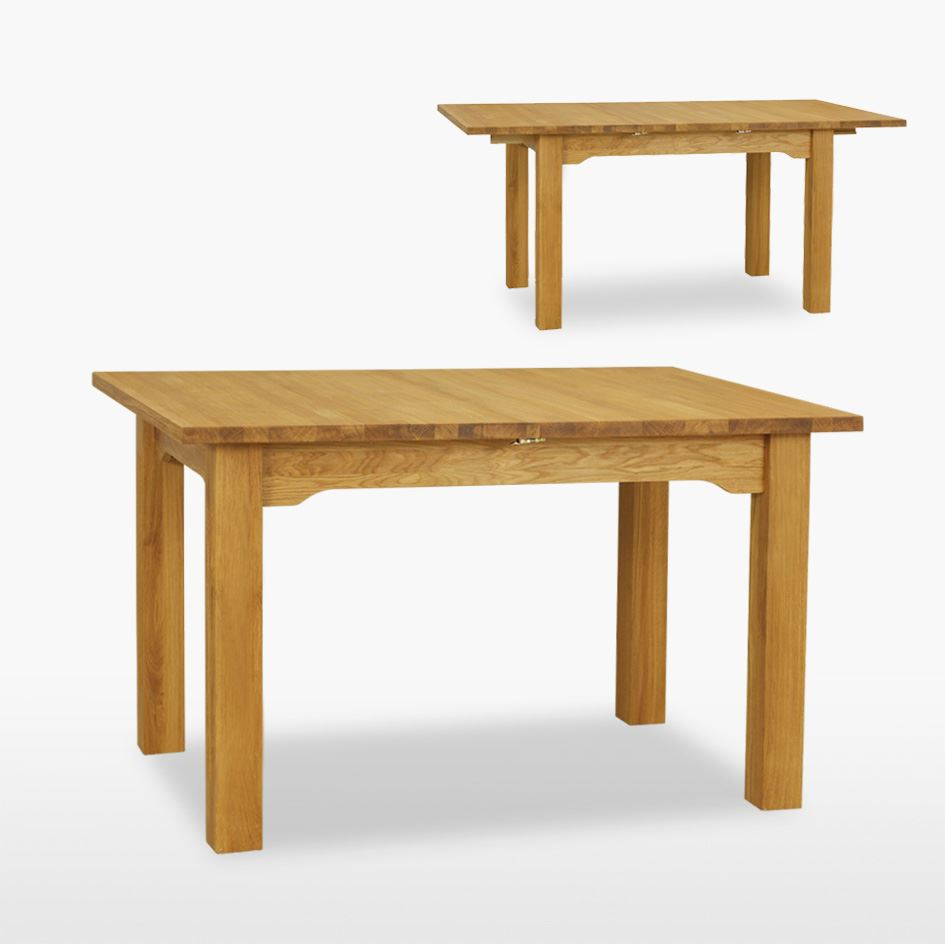 Reims -  Extending Table - Straight Legs - REM101
