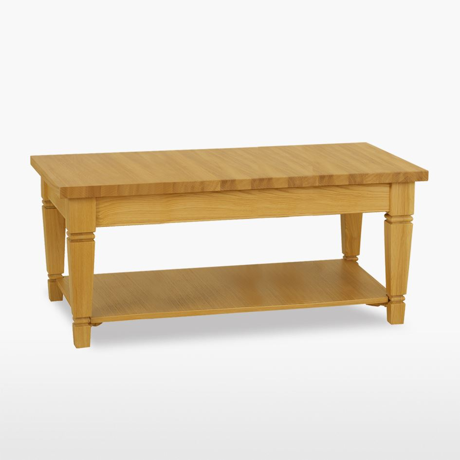 Reims - Verona Coffee Table - Tapered Legs - REM111