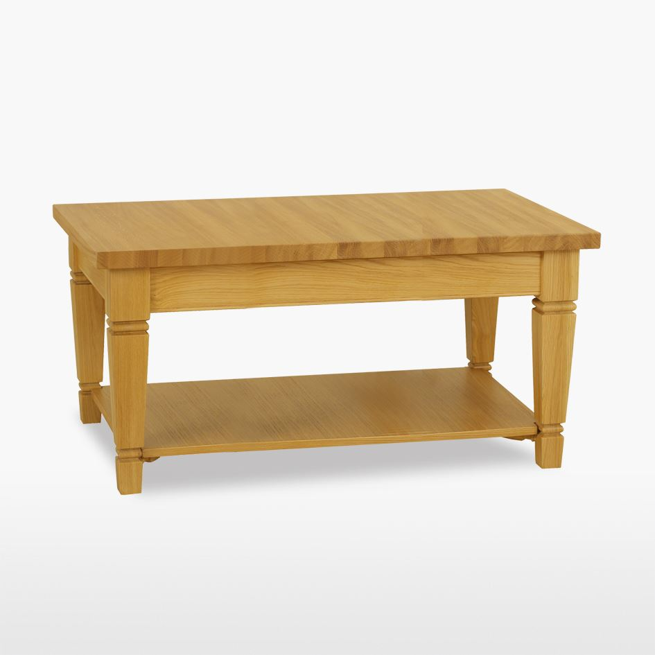 Reims - Verona Medium Coffee Table - Tapered Legs - REM110