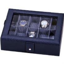 Mens - 5 Section Watch Box