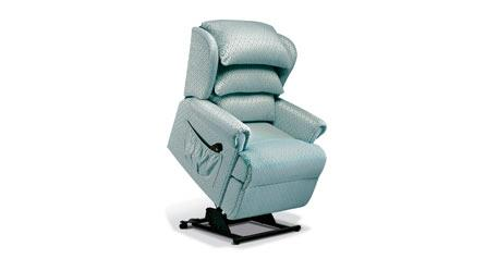 WINDSOR Lift & Rise Recliner (Fabric) by Sherborne