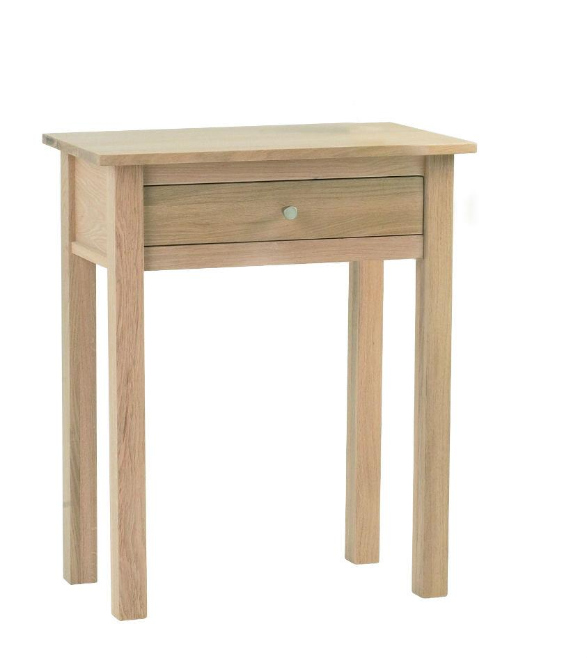 Nimbus - Compact Console Table with Drawer - 7966