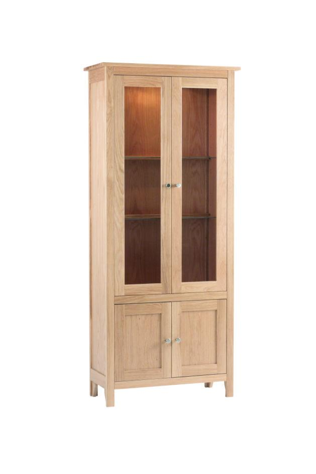 Nimbus - Glazed Display Cabinet 1451
